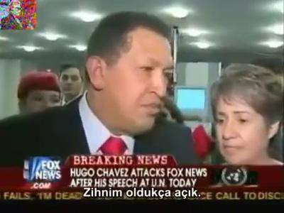 hugo chavez in fox news a ayarı